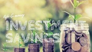 投資や節約